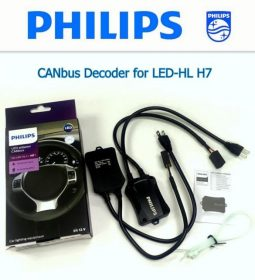 Philips 18952C2 Adapter Canbus ellenállás H7 LED-hez 2db/csomag