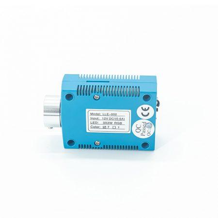 FIBER optic LED illuminator LEE-002 RGB 3x2W csillagos égbolt világításhoz