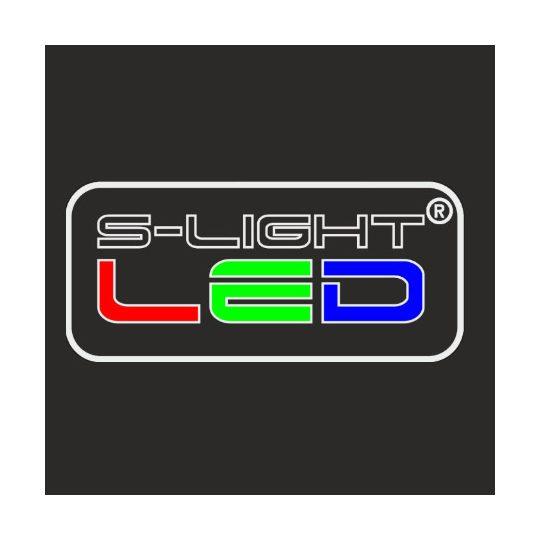LED profil BEGTIN12 végzáró fehér fúrt