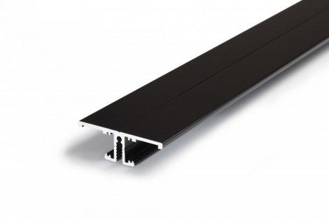 LED profil BACK fekete