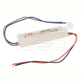 MeanWell   18W  LPHC-18-700    18W  6-25V/700mA    LED tápegység