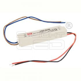 MeanWell 18W LPHC-18-700 18W 6-25V/700mA LED tápegység IP67