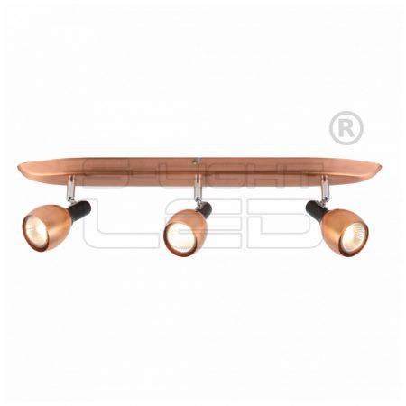 Candellux CROSS 93-32782 3-as spot lámpa