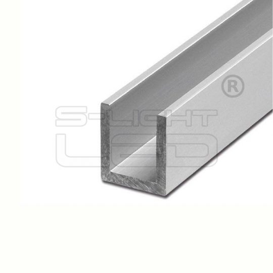 LED Profil Alu U profil 10x10x1,5