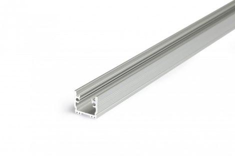 LED profil FLOOR12 eloxált