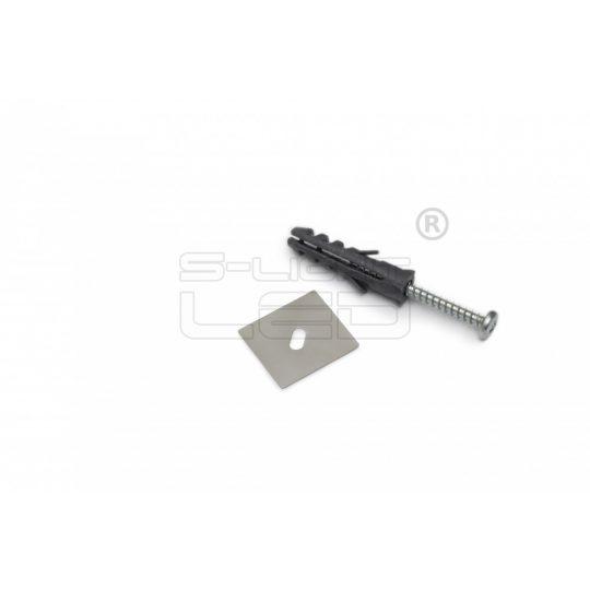 LED profil WALLE12 rögzítő / toldó