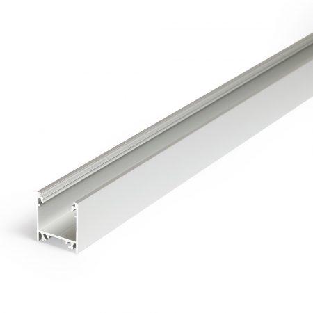LED PROFIL LINEA20 ELOXÁLT ALU