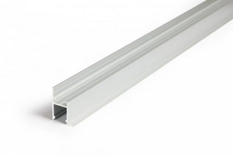 LED Profil FRAME14 eloxált