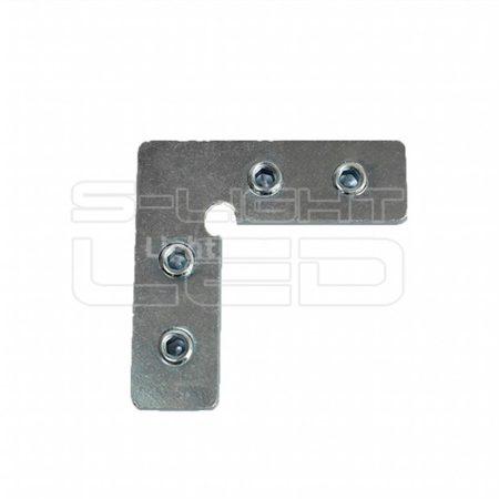 LED Profil FRAME Q90D könyök összekötő