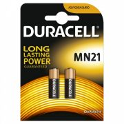 DURACELL MN-21 12V security (2 db)