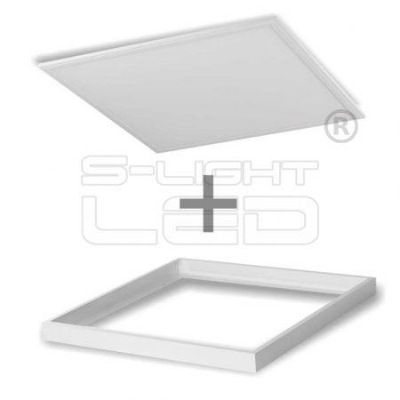 KANLUX E31130 BAREV N LED 36W-NW 60x60 cm LED panel +kiemelő keret