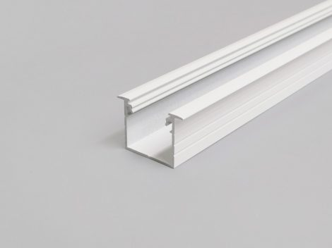 LED profil LINEA-IN20 süllyesztett fehér