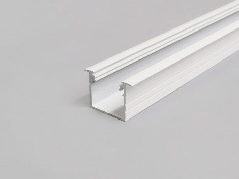 LED profil LINEA-IN20 süllyesztett fehér 3000mm