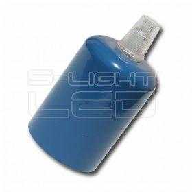 EDISON E27 foglalat C001G kék