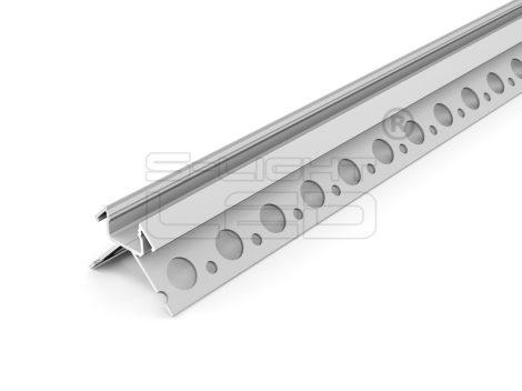 LED PROFIL UNI-TILE12 PLUS 270° csempe LED profil 2m