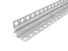 LED PROFIL UNI-TILE12 PLUS  90° csempe LED profil 2m