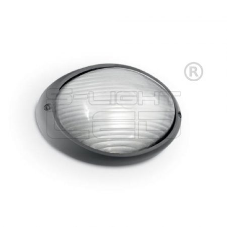 IDEAL LUX MIKE AP1 SMALL antracite kültéri fali lámpa IP54