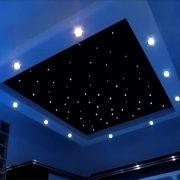 CSILLAGOS ÉGBOLT LED SZETT 100db fénypont ajándék vezérlővel