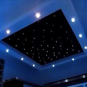 CSILLAGOS ÉGBOLT LED SZETT 100db fénypont JÁNDÉK vezérlővel