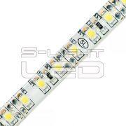 SL-3528WU120 S-LIGHTLED SZALAG 120LED/m IP65 szilikon 9000K