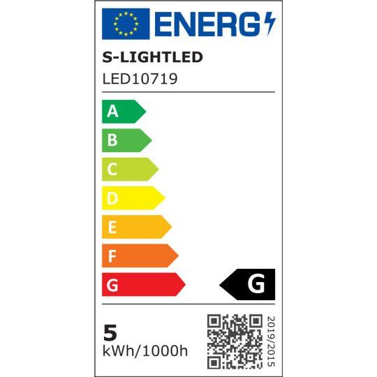 SL-3528WU60 piros S-LIGHTLED LED szalag 60LED/m IP54 szilikon bevonat