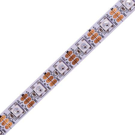 SL-RGB-DMX-5050WN S-LIGHTLED LED szalag 1LED cimezhető IP20 5V