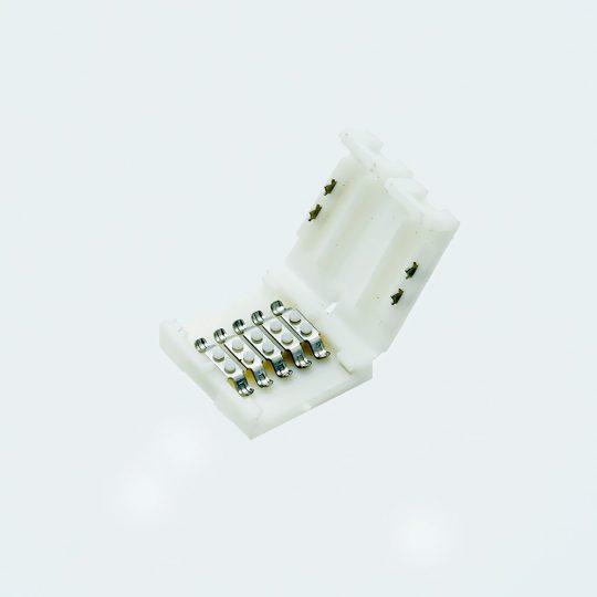 RGBW LED szalag  toldóelem rugós