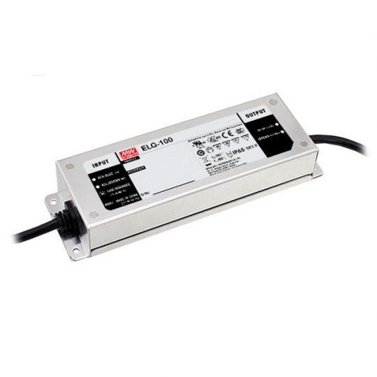 MEANWELL 100W ELG-100-24B LED tápegység IP65