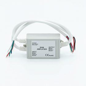 SL-LM-AF2-K RGB LED jelerősítő 144W/12V DC IP67 kültéri 3 channel