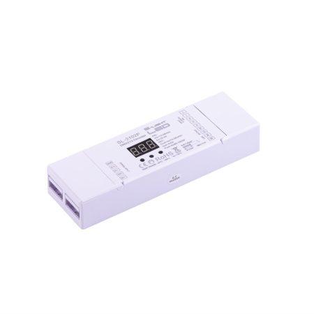 LED SL-2102P  DMX DEKÓDER LED szalaghoz 4x5A gyorscsatlakozós