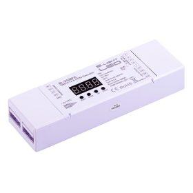 LED SL-2108FA DMX&RDM DEKÓDER LED szalaghoz 4x5A gyorscsatlakozós 30kHz