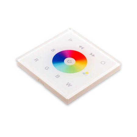 LED SL-2811DMX RGBW fali üveglapos vezérlő white