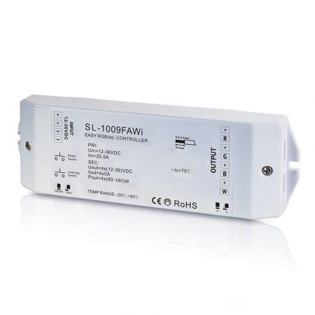 LED SL-1009FAWI WI-FI-s iPHONE és android RGBW LED vezérlő