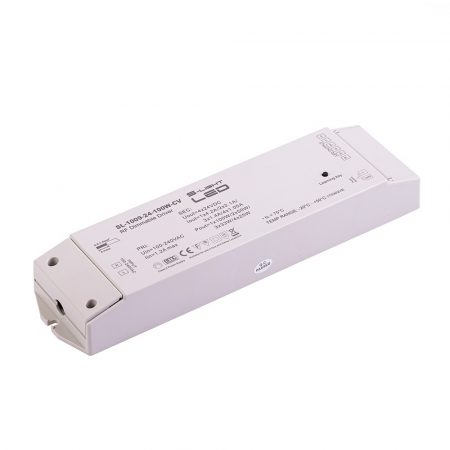 SL-1009-24-100CV dimmelhető LED driver 100W 24V