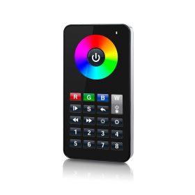 LED SL-2818B iPHONE stílusú távszabályzó fekete LEDV2061