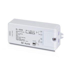 LED SL-2005 DIMMER közelítéskapcsoló fényerőszabályzó funkcióval 1x8A ezüst