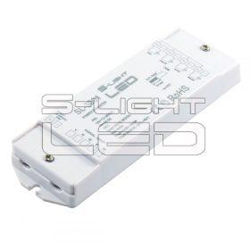 LED SL-3001 RGBW jelerősítő 4x5A színváltós és fehér LED szalaghoz