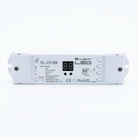 LED SL-2316B  DALI DIMMER 4x350mA