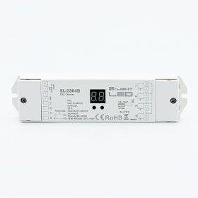 LED SL-2304B  DALI DIMMER 4x5A gyorscsatlakozós