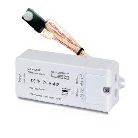 LED SL-8004 PIR mozgásérzékelő kapcsoló 230V/500W