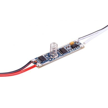 LED PROFIL KAPCSOLÓ  SL-2901S 12V/36W dimmer RUGÓS