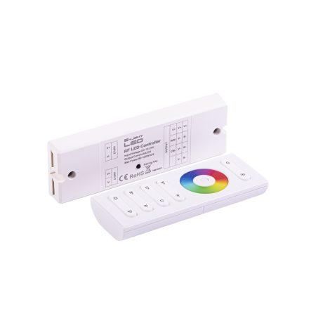 LED SL-2839 RGB LED vezérlő szett fehér