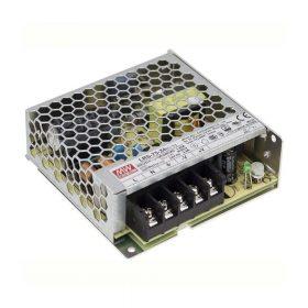 MEANWELL  75W LRS-75-12 IP20 tápegység 12VDC