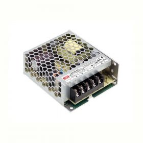 MEANWELL  50W LRS-50-24 IP20 LED tápegység