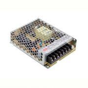 MEANWELL 100W LRS-100-12 IP20 tápegység 12VDC