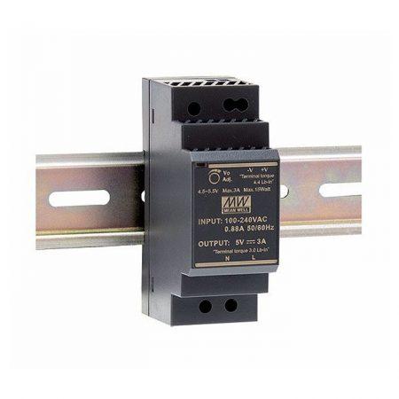 MEANWELL  30W HDR-30-12 tápegység 12VDC LED tápegység