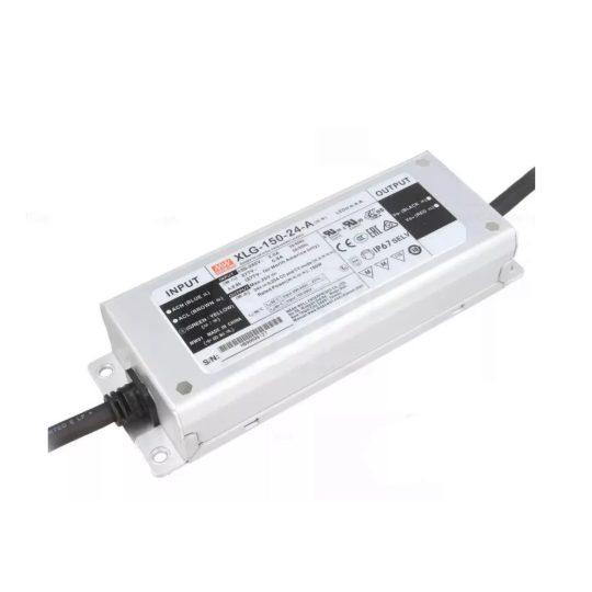 MEANWELL 150W XLG-150-24 LED tápegység IP67