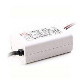 MeanWell 16W PCD-16-1050 16W 12-16V 1050mA primer oldalról dimmelhető LED tápegység