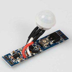 LED profil kapcsoló SL-PIR001T  mozgásérzékelős  12/24V  8A