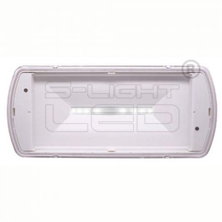 SL20 vészvilágító lámpához süllyesztő keret mennyezeti (gipszkartonba)